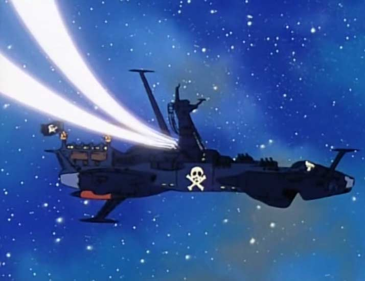 Le tire du vaisseau sylvidre manque l'Atlantis de peu