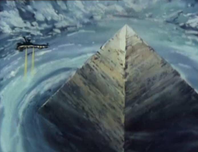 Albator 78 - Episode 07 : Le tombeau englouti
