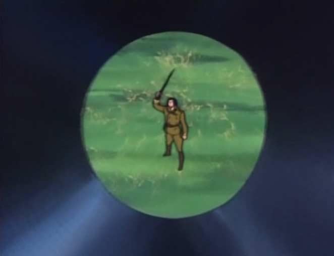 Vilak réalise qu'il est dans le viseur de l'Atlantis