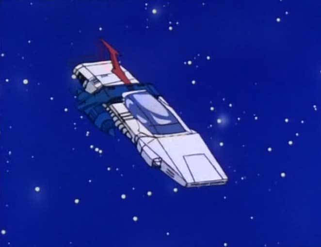 Ramis prend un aviscoupe pour abattre le vaisseau de Yaloïde