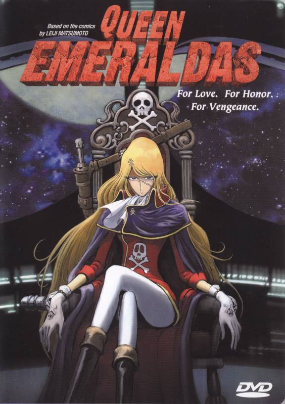 Queen Emeraldas - OAV (1998)