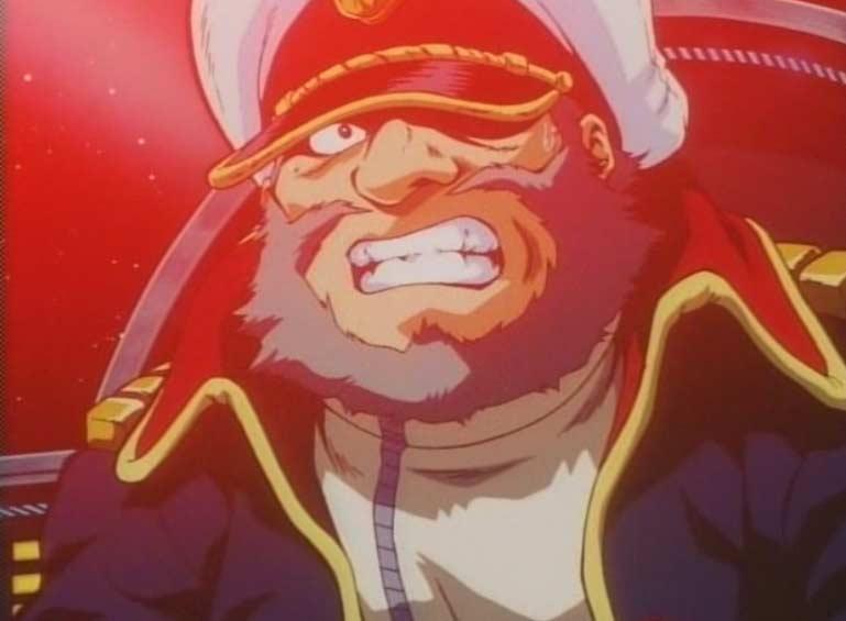 Le capitaine du cargo sait qu'ils sont condamnés car les troupes d'Alfress ne font pas de prisonniers