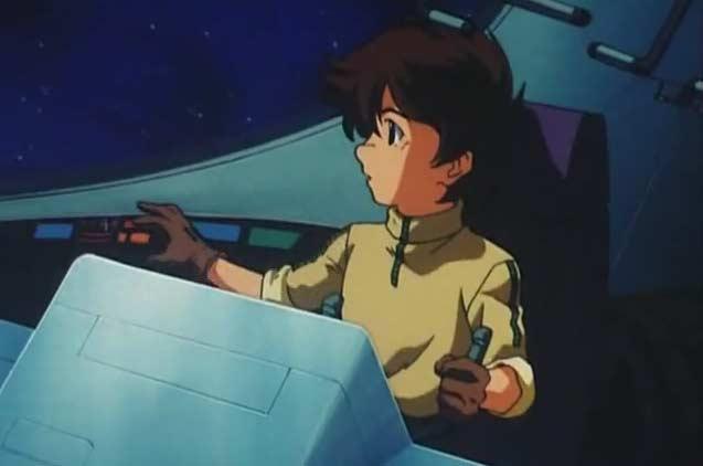 Hiroshi a réussi à construire son propre vaisseau