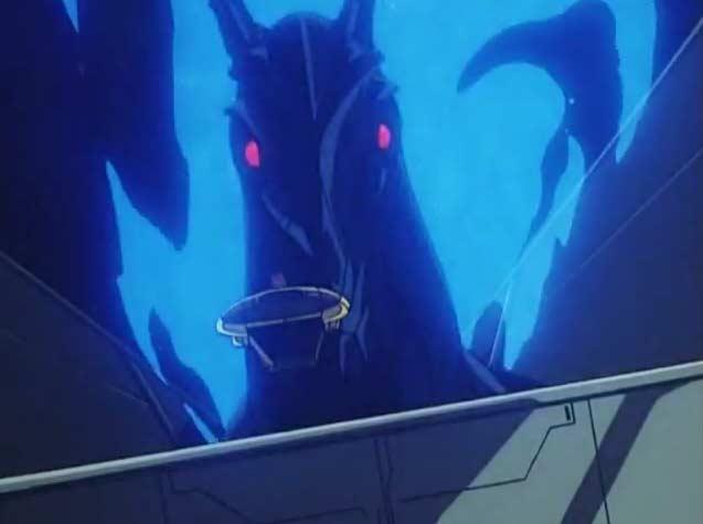 Le robot géant de Vaidas est un cheval à 6 pattes