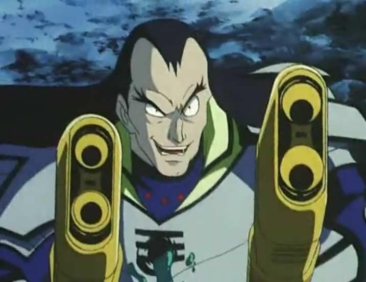 Vaidas profite de l'hésitation d'hiroshi pour tenter de le tuer
