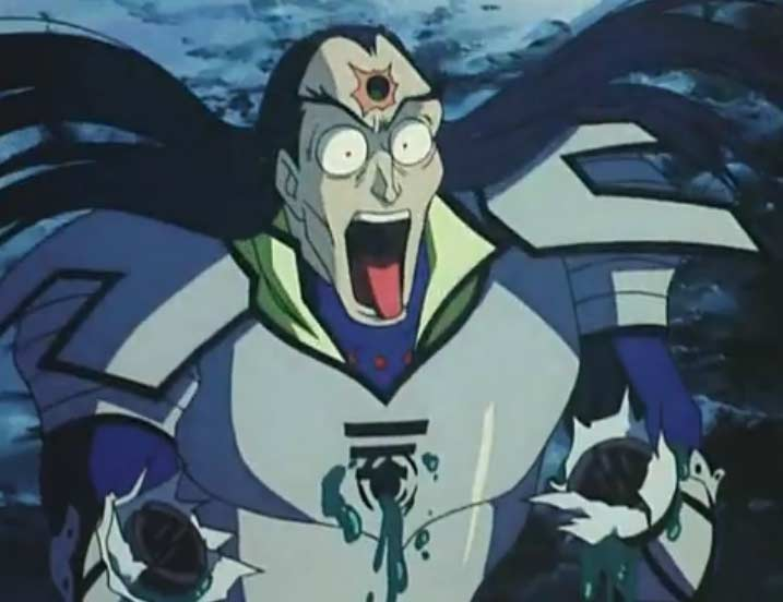 Hiroshi achève Vaidas à contre coeur
