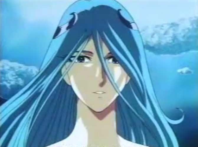 Sirène accueille Hiroshi et le vieil homme