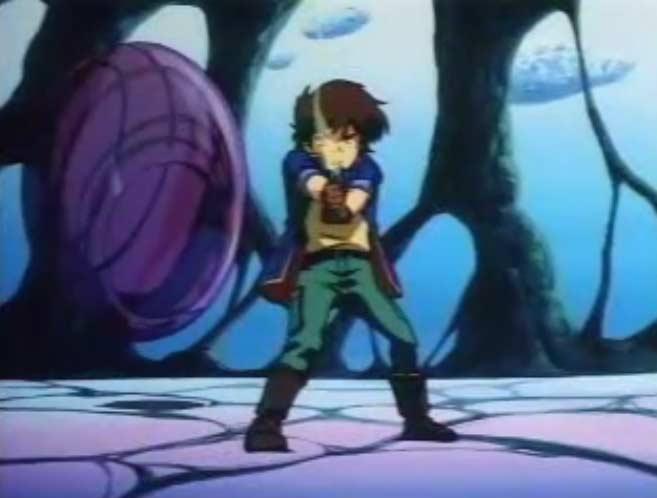 Hiroshi est sorti de son illusion et tente d'abattre Sirène