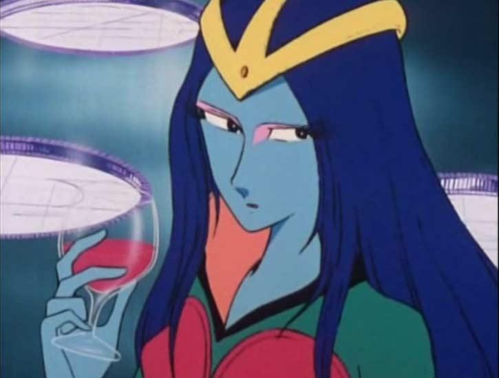 La reine Sylvidra n'a pas apprécié qu'on vole cette Urne qui est sacrée pour les Sylvidres