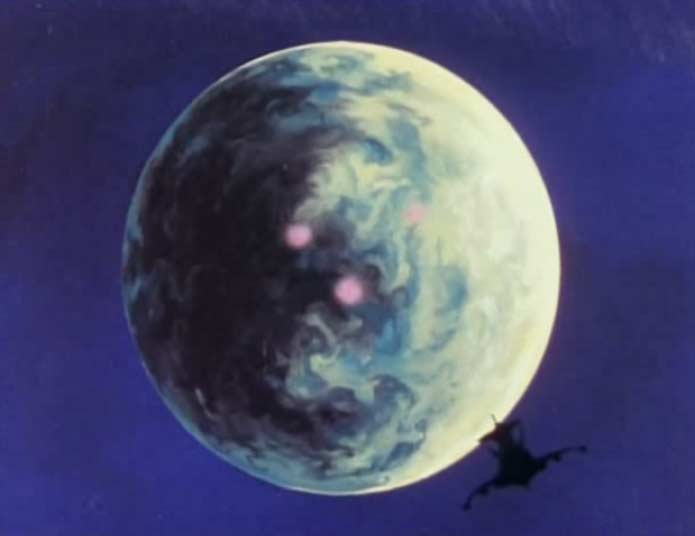 L'Atlantis arrive sur l'orbite de Vénus