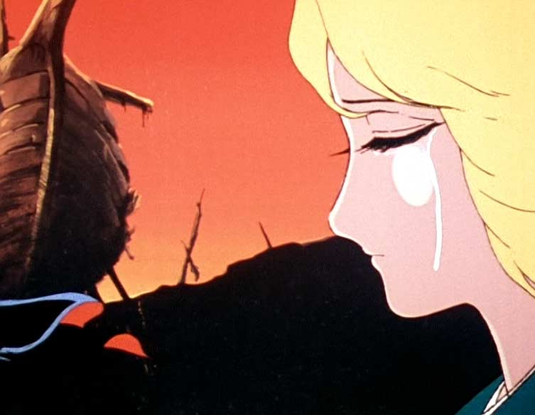 La mort de Roger ne réjouie pas Nausica