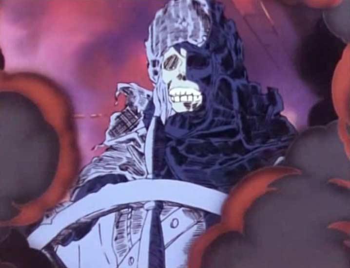 L'Atlantis fait exploser le vaisseau de Tornadéo en guise de crémation funéraire