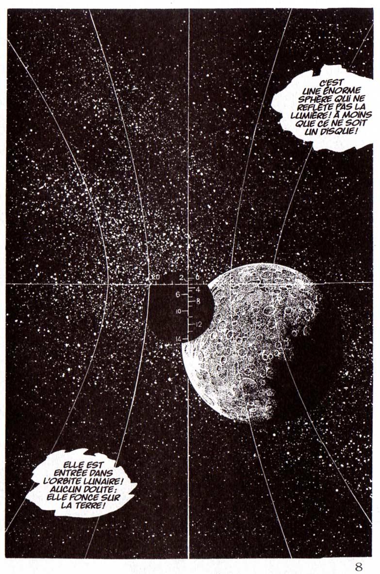Page 5 du Tome 1 de Capitaine Albator