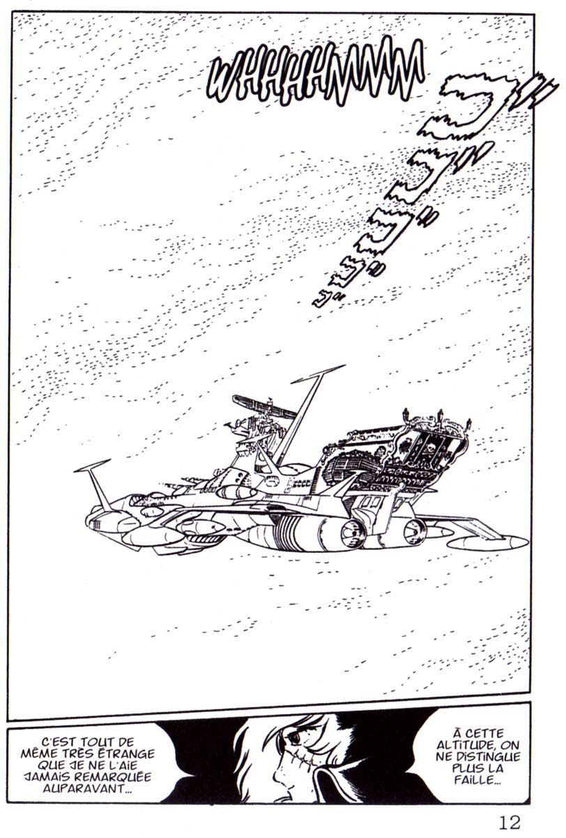 Page 8 du Tome 2 de Capitaine Albator