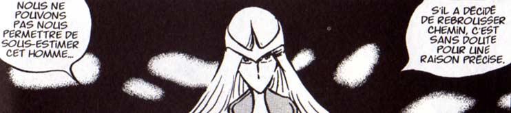 La Reine Sylvidra fait sa première apparition