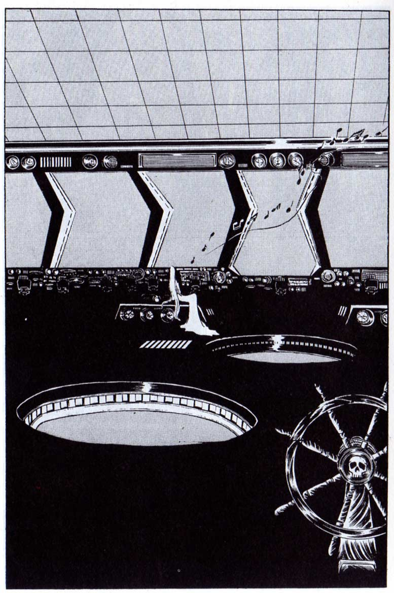 Page 07 du Tome 3 de Capitaine Albator