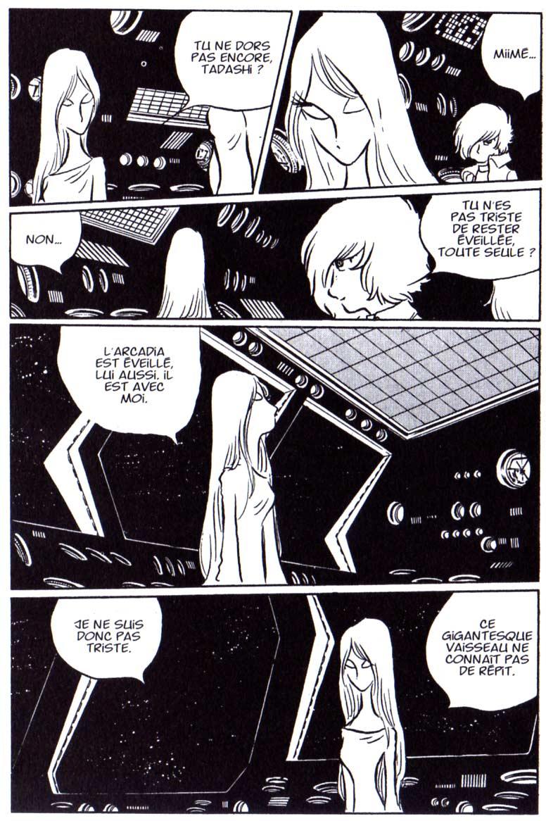 Page 08 du Tome 3 de Capitaine Albator