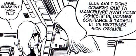 Miimé a compris la manœuvre de Kei pour valoriser Tadashi