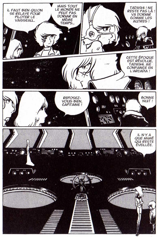 Page 04 du Tome 3 de Capitaine Albator