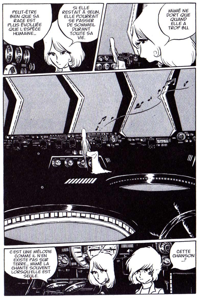 Page 05 du Tome 3 de Capitaine Albator