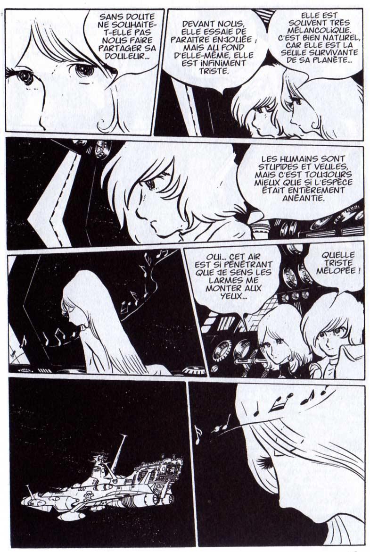 Page 06 du Tome 3 de Capitaine Albator