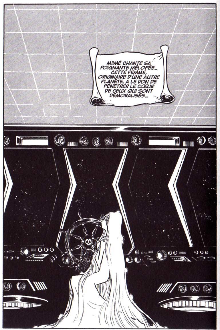 page 01 du Tome 4 de Capitaine Albator