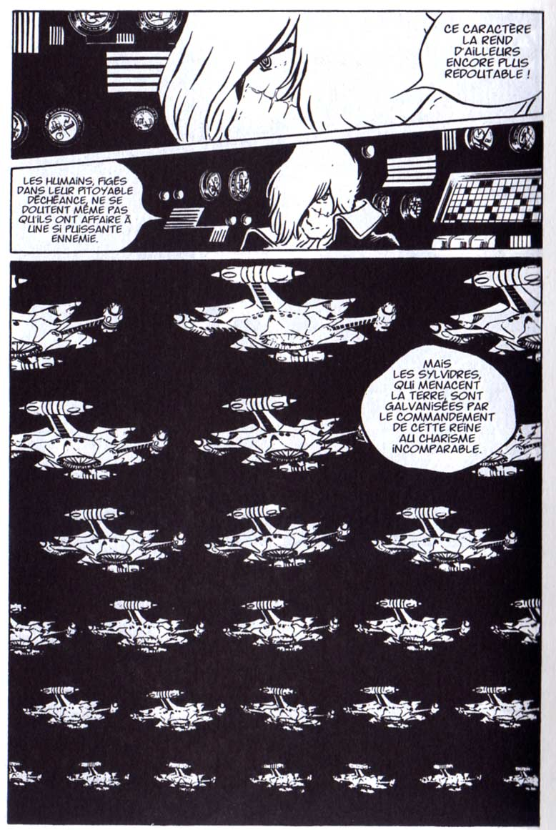 page 05 du Tome 4 de Capitaine Albator