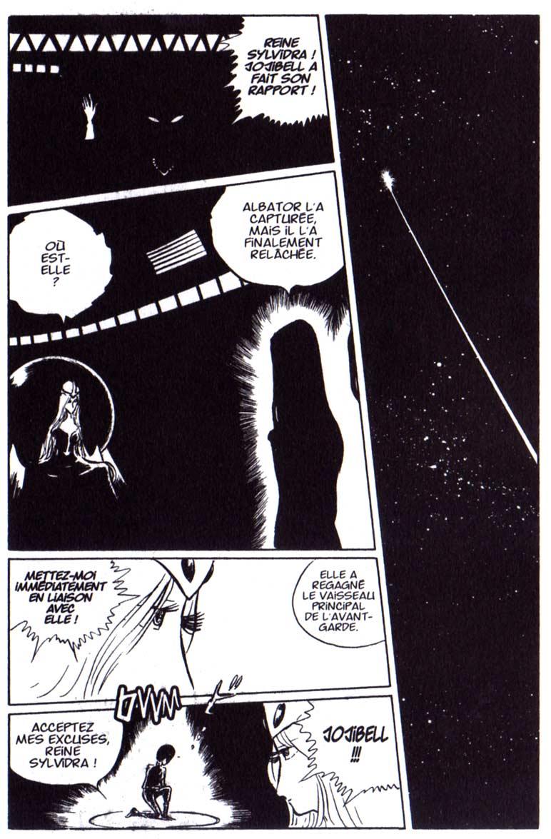 page 06 du Tome 4 de Capitaine Albator
