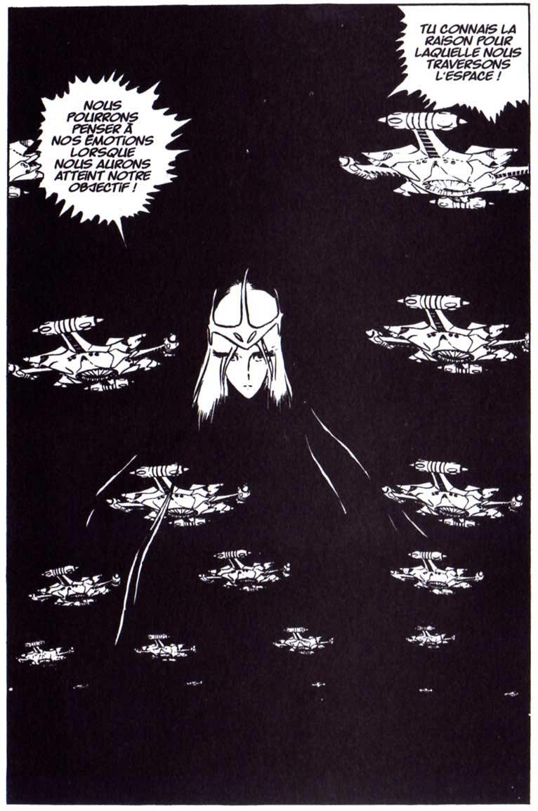 page 08 du Tome 4 de Capitaine Albator