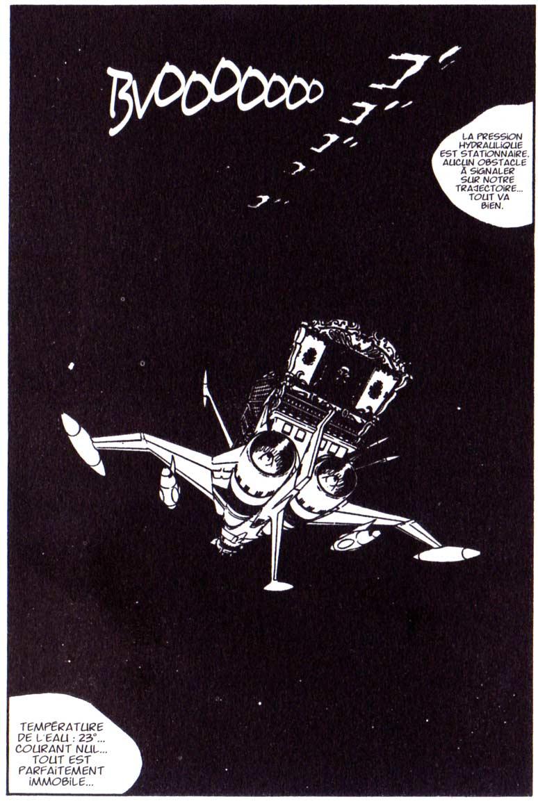 Page 4 du Tome 5 de Capitaine Albator