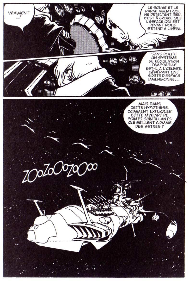 Page 5 du Tome 5 de Capitaine Albator