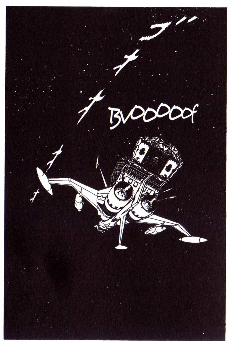 Page 8 du Tome 5 de Capitaine Albator