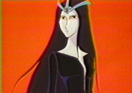 La Reine Sylvidra