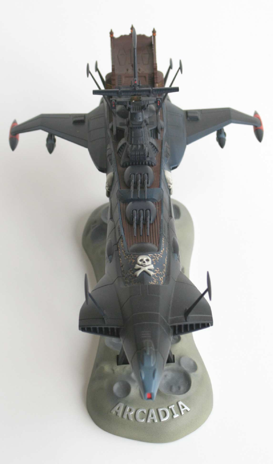 Aoshima : Death Shadow (version Weathering)