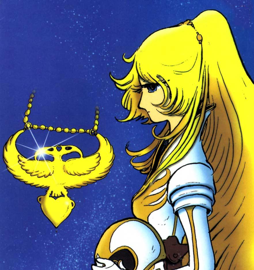 Brünhilde la Walkyrie et son pendentif du Phénix