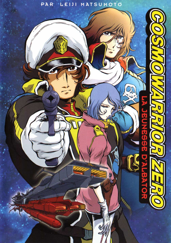Cosmowarrior Zero - La jeunesse d'Albator