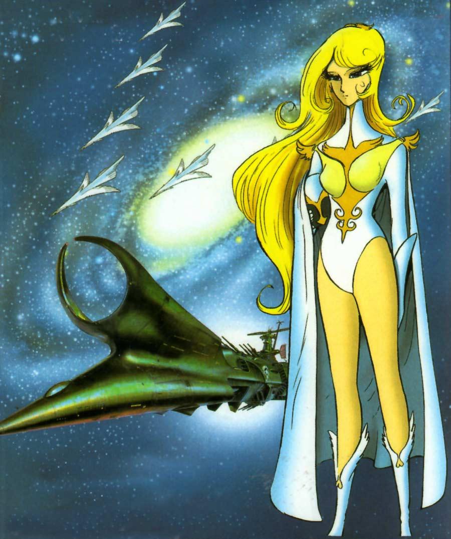 Brünhilde (la fille de Wotan) va se sacrifier pour sauver le Death Shadow.