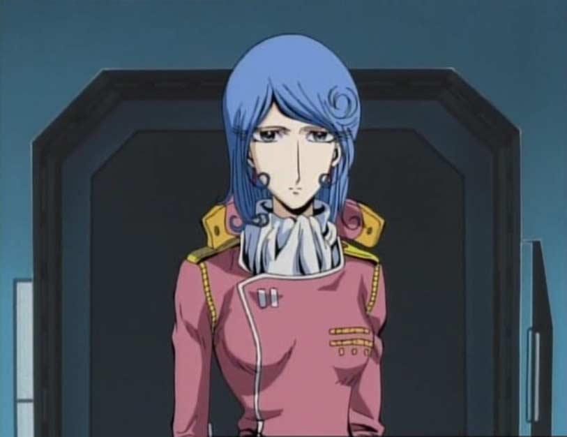 Marina Oki ressemble trait pour trait à la défunte épouse de Warrius Zero