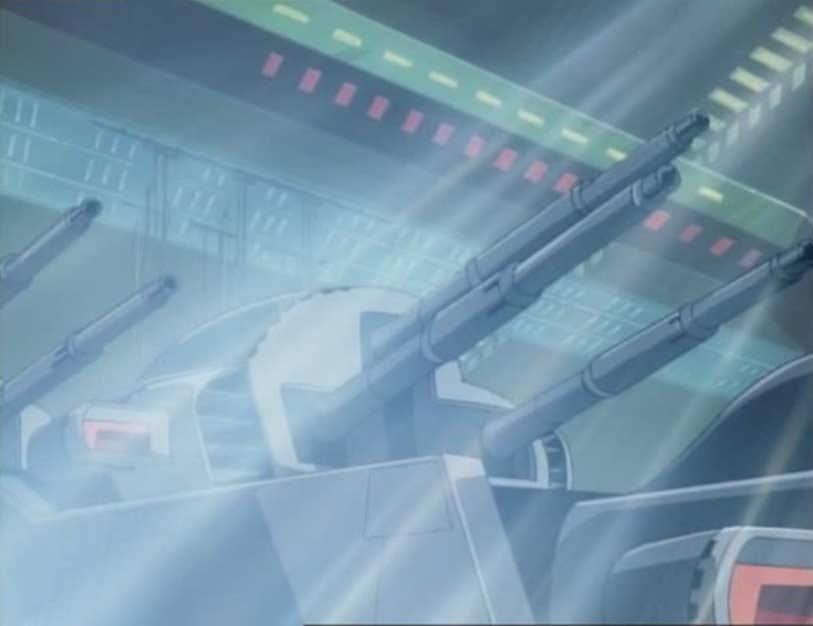 L'armement du Karyu a été modernisé