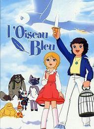 Leiji Matsumoto a participé à l'adaptation animé de l'Oiseau Bleu