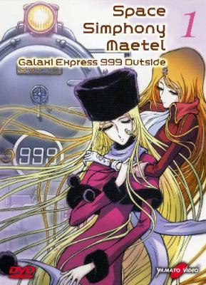 le costume de Maetel est rouge dans Space Symphony Maetel