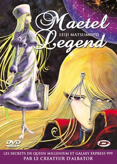 le costume de Maetel est blanc dans Maetel Legend
