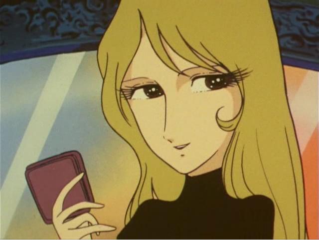 Maetel offre à Tetsuro un billet pour le Galaxy Express 999. Tetsuro étant à présent orphelin accepte sans hésiter.