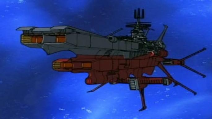 Le Karyu part à la rescousse de la station spatiale (Cosmowarrior Zero)