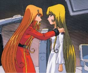 Emeraldas est la grande sœur de Maetel