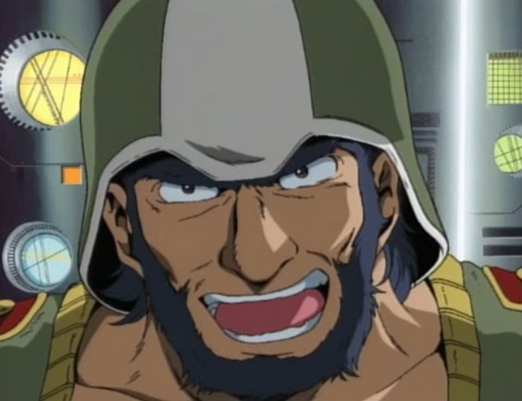 Grenadier (Cosmowarrior Zero)