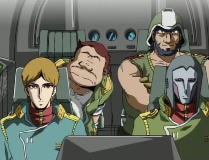 Un groupe de reconnaissance est envoyé sur Heavy Melder pour trouver des informations