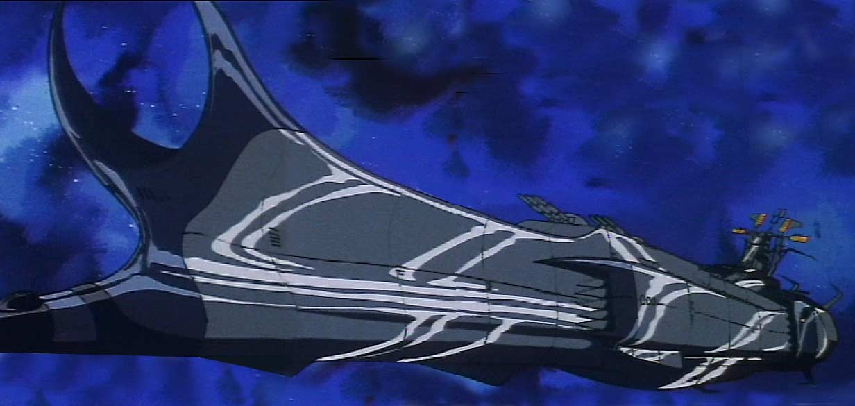 L'Ombre de la Mort n°3 (Death Shadow - Harlock)