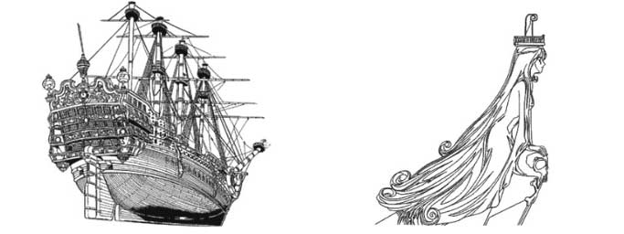 Queen Emerladas Nacelle (Albator - Harlock)