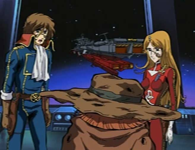 Toshirô veut aller sur le Karyu pour aider aux réparations